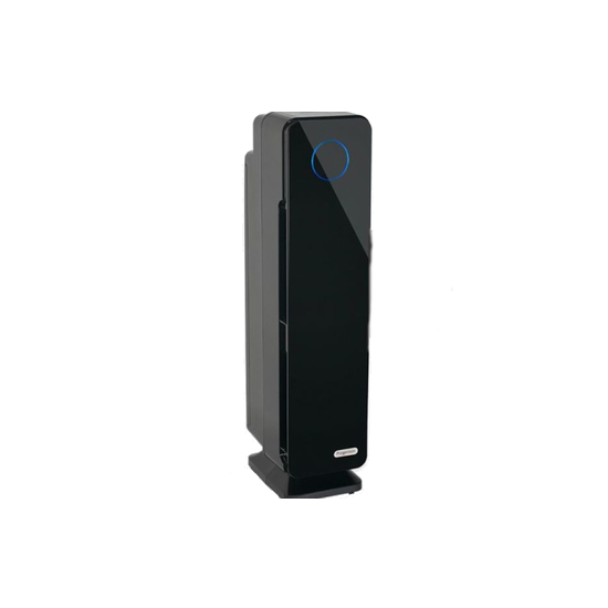 PR-950 true hepa zwart