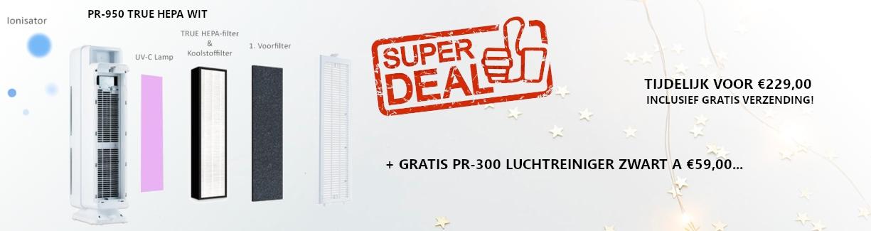 PR-950 + PR-300